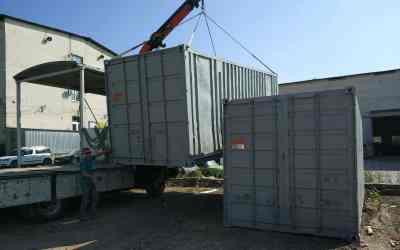 Морской контейнер в аренду - Симферополь