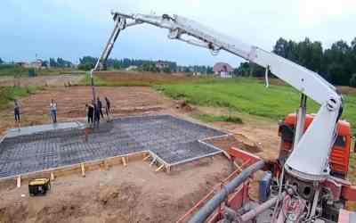 Фундамент, бетонные работы, перекрытия - Симферополь, цены, предложения специалистов
