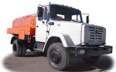 Привезем воду водовозом, услуги водовоза - Симферополь, цены, предложения специалистов
