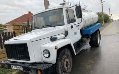 Водовоз Привезем воду в Ялте - Ялта, цены, предложения специалистов