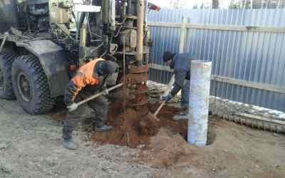 Бурим скважины на воду - Саки, цены, предложения специалистов