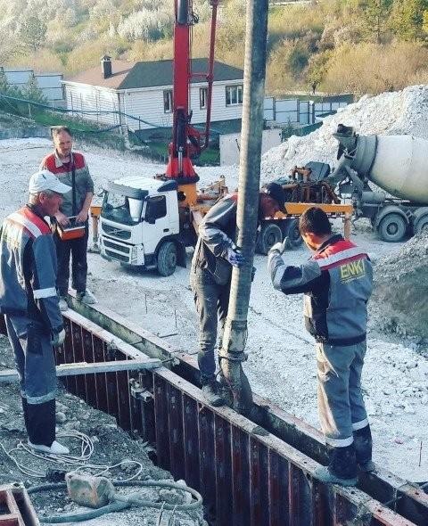 Бетонные работы, строительство фундаментов, домов - Симферополь, цены, предложения специалистов
