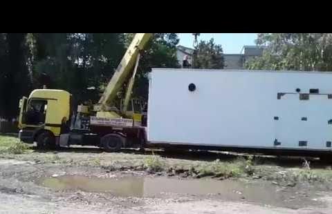 Услуги и заказ тралов из\в Симферополь от 20 до 250 тонн - Симферополь
