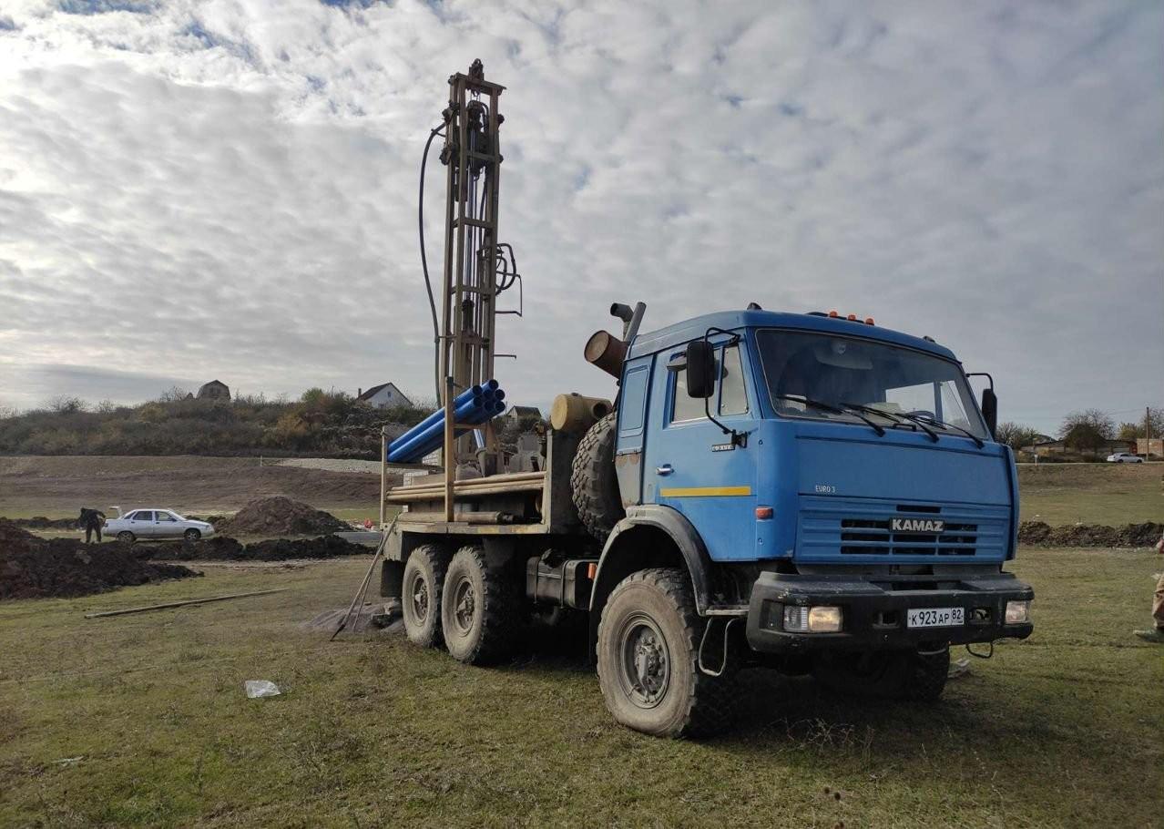 Бурим скважины на воду по Симферополю и району - Симферополь, цены, предложения специалистов