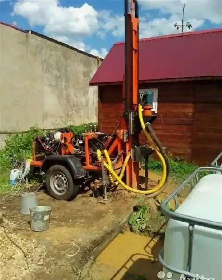 Бурим скважины на воду - Симферополь, цены, предложения специалистов